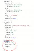 问答精选《二十五》circles属性设置使用报错,ios10.2证书问题