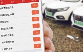 从SaaS和平台入手,「嘀友科技」要帮助汽车租赁公司降低空置率