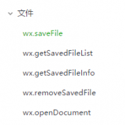 小西瓜的探索之旅:文件操作测试分享,wx.openDocument探索