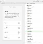 面向新手《十一》:weui-wxss的使用,page.json中背景色不生效
