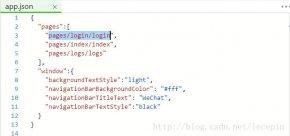 微信小程序入门《三》实例:简易form、本地存储