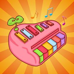 孩子练钢琴小程序